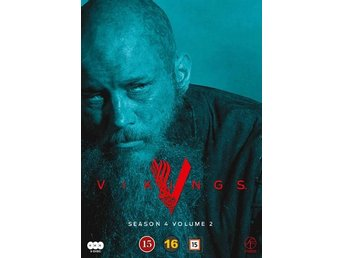 Vikings / Säsong 4 vol 2 (3 DVD)