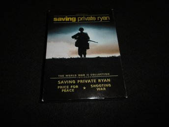 Saving private Ryan - 4DVD World War II Collection box-2004