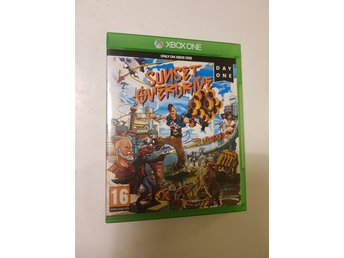 Sunset Overdrive - XBOX ONE - MKT FINT SKICK!