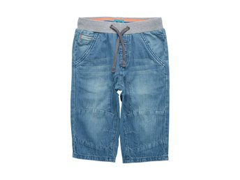 Nytt MeToo 140=10 år lång shorts denim  stl 140 Metoo