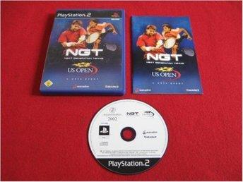 NEXT GENERATION TENNIS till Playstation 2 PS2 - Blomstermåla - NEXT GENERATION TENNIS till Playstation 2 PS2 - Blomstermåla