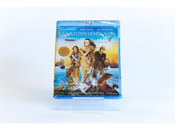 Nim's Island - BluRay - NY! - Fri Frakt
