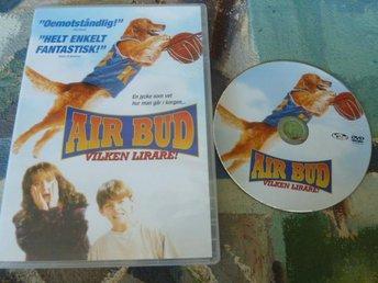 AIR BUD, DVD, FAMILJ FILM, FILM - Anderstorp - AIR BUD, DVD, FAMILJ FILM, FILM - Anderstorp
