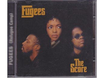 FUGEES: The Score (Lauryn Hill, Wyclef Jean, Pras) 1996 CD