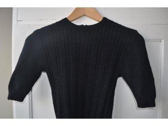 Vintage stickad tröja storlek xs - Malmö - Vintage stickad tröja storlek xs - Malmö
