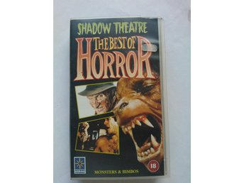 VHS - Shadow Theatre The Best Of Horror