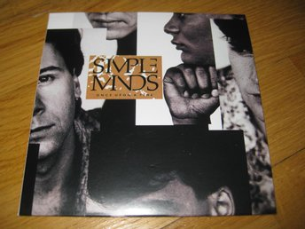 SIMPLE MINDS - Once upon a time CD 1985/2002 / Jim Kerr