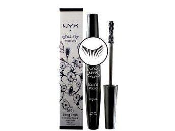 NYX Doll Eye Mascara Long Lash Extreme Black - Jonsered - NYX Doll Eye Mascara Long Lash Extreme Black - Jonsered