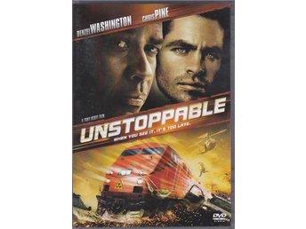 Unstoppable - Denzel Washington, Chris Pine - Linköping - Unstoppable - Denzel Washington, Chris Pine - Linköping