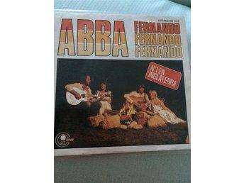 """ABBA 7"""" Fernando Spain - Spreitenbach - ABBA 7"""" Fernando Spain - Spreitenbach"""