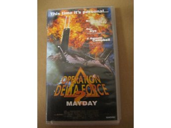 VHS - Operation Delta Force 2 - Mayday
