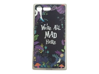 Sony Xperia X Compact We´re all mad here - Alice I Underlandet