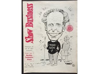 Show Business 1962 nr 24 - Harry Brandelius