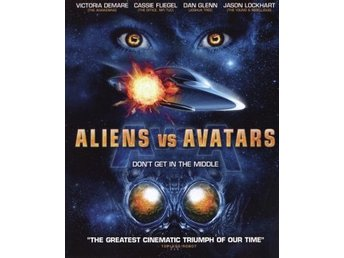 Aliens Vs Avatars (Beg)