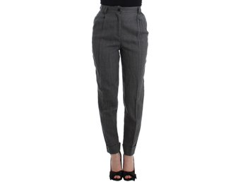 Galliano - Gray tapered pants