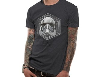 STARWARS 8 - CAPTAIN PHASMA BADGE (UNISEX) - Large