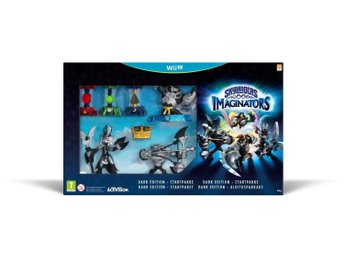 Skylanders Imaginators Dark Creation Starter Pack - WiiU