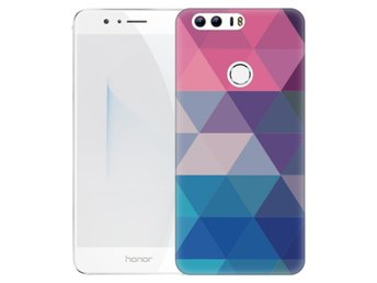 Huawei Honor 8 Skal Polygon