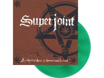 Superjoint Ritual -A Lethal Dose Of American Hat lp RSD 2018