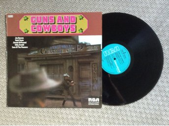 Guns and Cowboys, 1973 LP