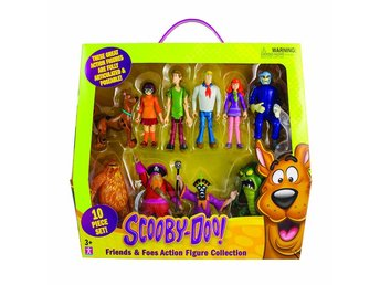 Scooby Doo Monster Set Action Figure 10 Pack