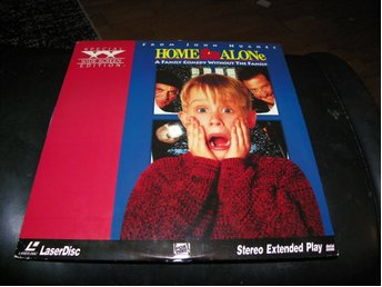 Home Alone - Special Widescreen edition  - 1st  Laserdisc