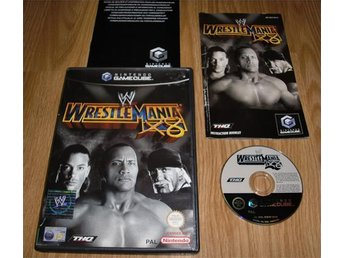 GameCube: Wrestlemania x8