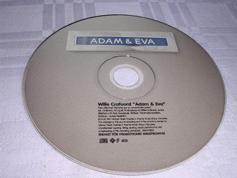 Wille Craford - Adam & Ewa CDS 1trk Promo 1992 EX