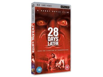 28 Days Later (UMD Film) - Sony PSP - Varberg - 28 Days Later (UMD Film) - Sony PSP - Varberg