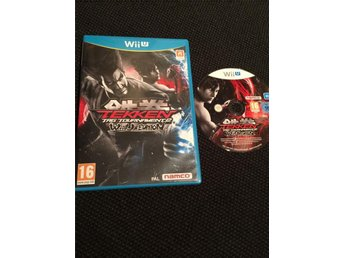 Tekken Tag Tournament 2 Wii U Edition (Wii U) - älta - Tekken Tag Tournament 2 Wii U Edition (Wii U) - älta