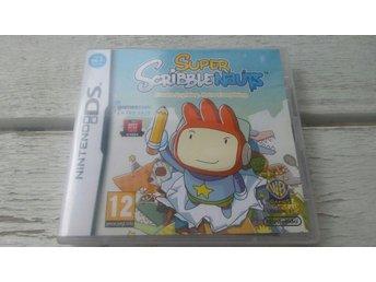 Super Scribble Nauts. Nintendo Ds. - Bandhagen - Super Scribble Nauts. Nintendo Ds. - Bandhagen