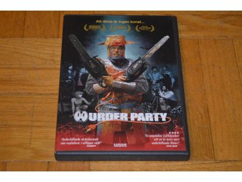 Murder Party DVD