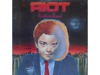Riot  titel*  Restless Breed