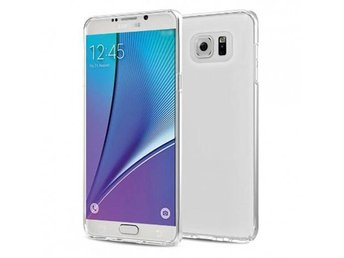 Clear Hard Case Galaxy Note 5 Färg: Transparent