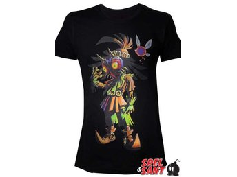 Nintendo Zelda Majoras Mask T-Shirt (Medium)