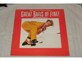 JERRY LEE LEWIS - GREAT BALLS OF FIRE 1989, ROCKABILLY, COUNTRY, BLUES