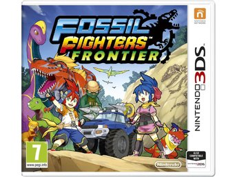 Fossil Fighters: Frontier - Varberg - Fossil Fighters: Frontier - Varberg