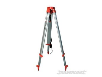 Aluminium Tripod 1.6 meter for laser Optical Level holder