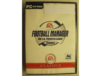 PC SPEL - FOOTBALL MANAGER