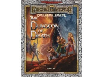Forgotten Realms: Dungeon Crawl - The Dungeon of Death (Äventyr) (Beg)