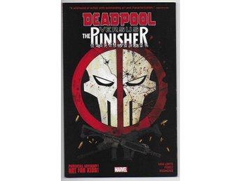 Deadpool vs. The Punisher TP NM Ny Import