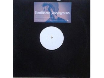 "Red Mecca title* Underground* House 12"" SWE"