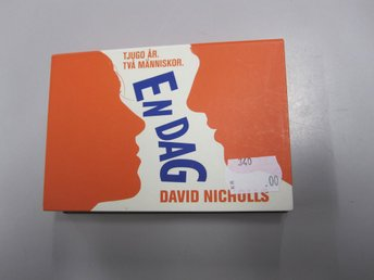 David Nicholls - En dag - Minipocket