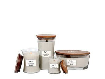 WoodWick Elipse- Warm Wool