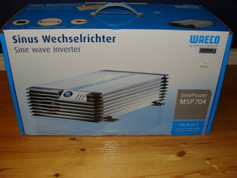 SINUSINVERTER WAECO MSP 704