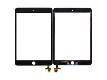 iPad Mini 4  Glas Digitizer Touch Panel- Svart
