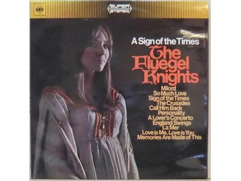 The Fluegel Knights-A Sign Of The Times / UK pressad LP