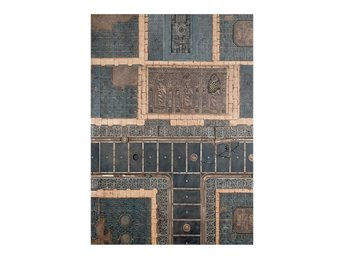 Warhammer 40k Kill Team: Sector Imperialis Dubbelsidig Gaming Board 56x76cm