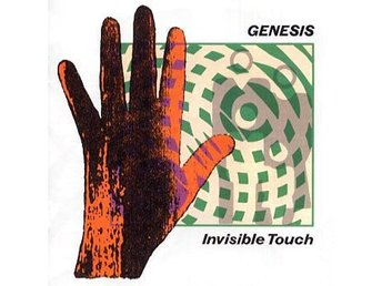 Genesis: Invisible touch (Vinyl LP)
