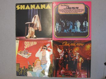 SHANANA - 4 ALBUM !!!